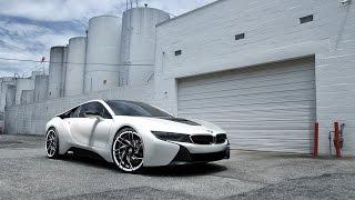 BMW i8 | Forged SV62 | Savini Wheels | Butler Tires & Wheels