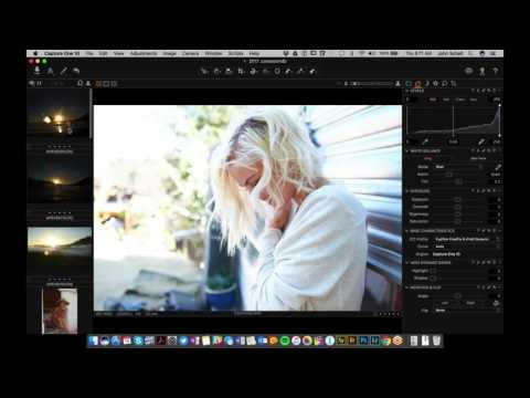 Capture One Pro 10 Webinar | Lifestyle Photography with John Schell