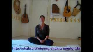 Chakra-Reinigungs-Meditation: so geht das!
