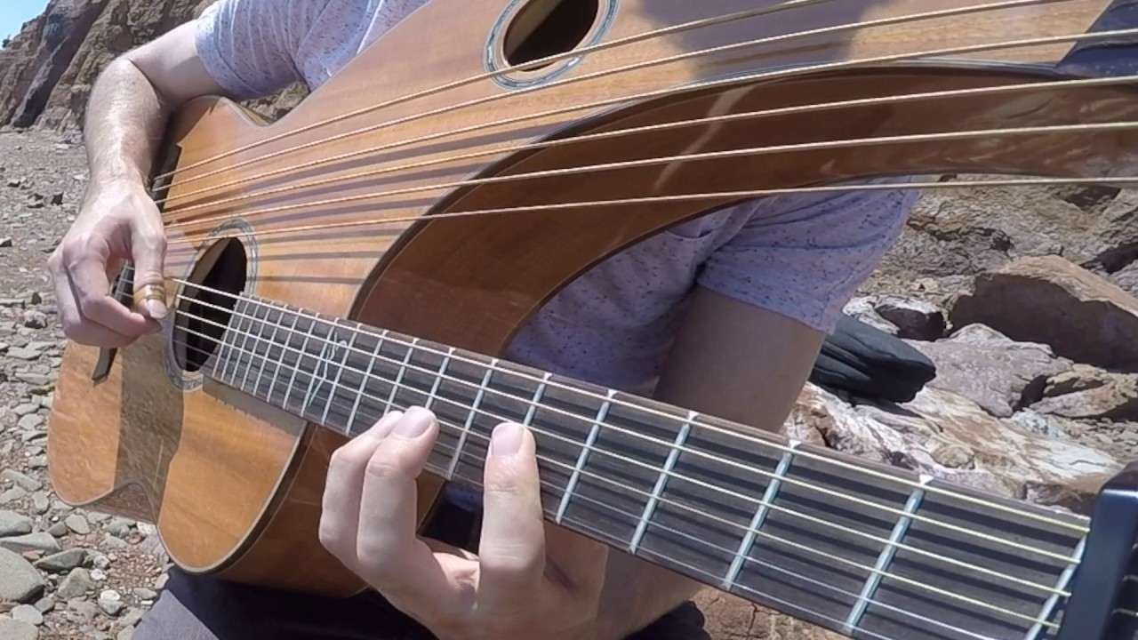 While My Guitar Gently Weeps Chords