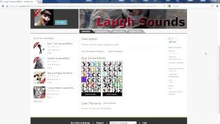 Laugh Sounds - Free & Funny Laughing Soundboard app for Android