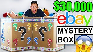 Download I Bought A $30,000 Mystery Box From eBay Mp3 and Videos