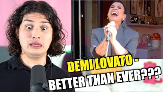 Download Vocal Coach Reacts to Demi Lovato's Tiny Desk
