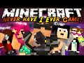Minecraft Mini Game NEVER HAVE I EVER