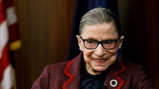 video: Ruth Bader Ginsburg's death has turned the US election on its head - and Trump is salivating