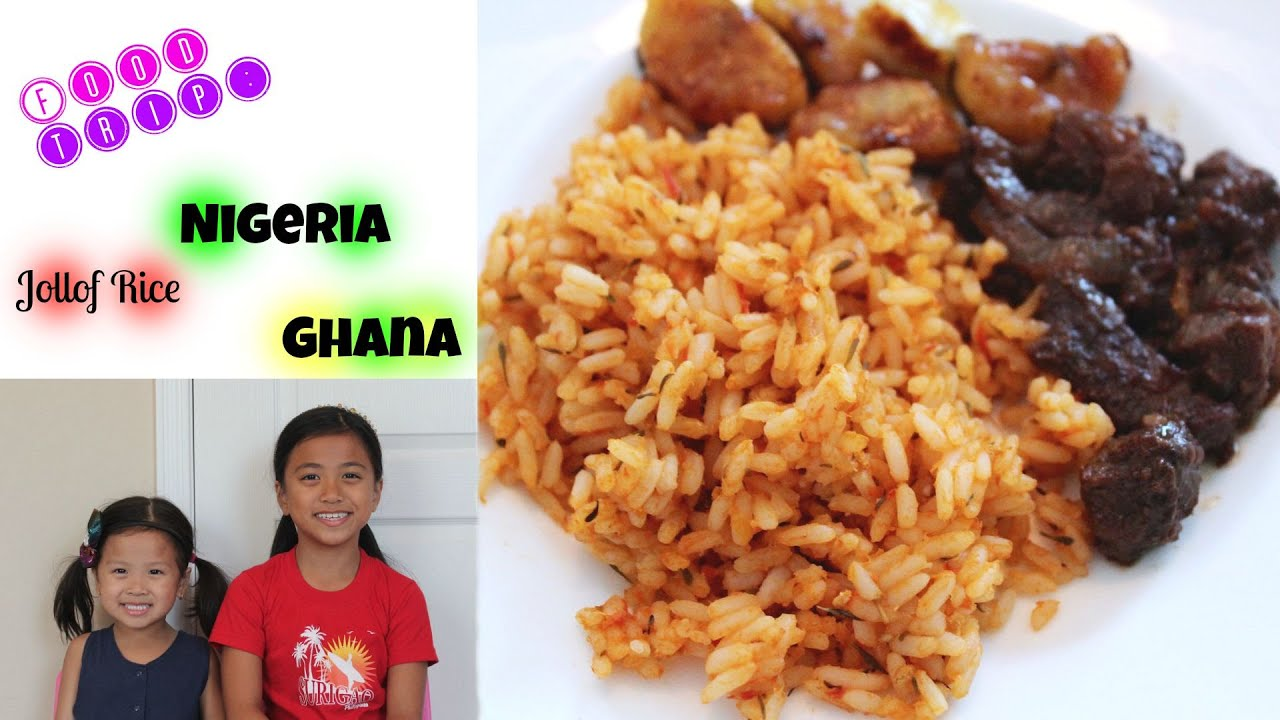 how to cook nigerian fried rice youtube