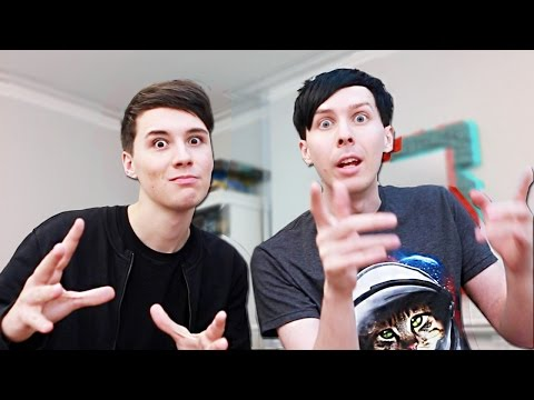 The Dan and Phil 3D AUDIO EXPERIENCE (Audiobook Trailer!) Mp3