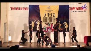 22 - ST. THOMAS CATHEDRAL CHURCH - KALYAN WEST (MUSICAL SKIT) TALENTIA 2014