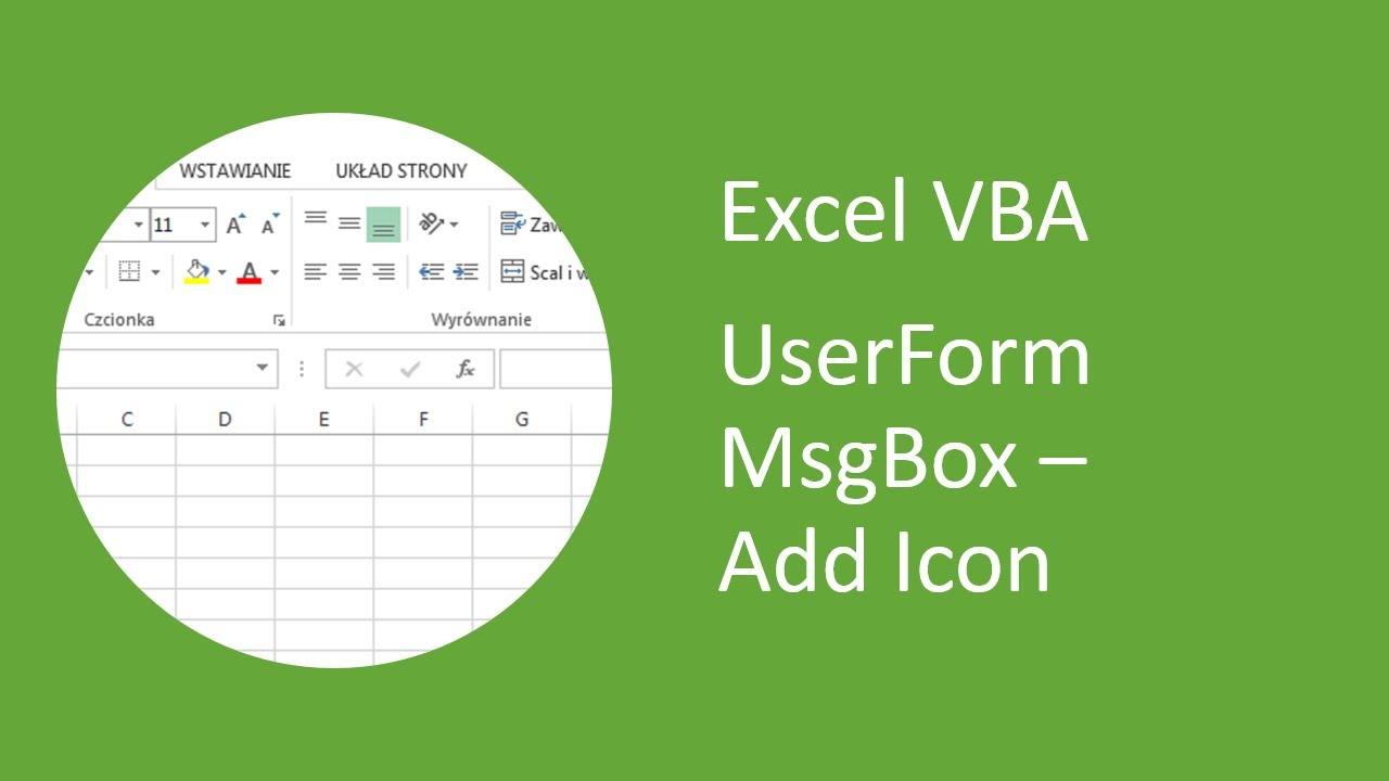 Excel Userform Msgbox 4