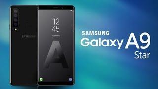 Samsung Galaxy A9 - El Nuevo Teléfono de Samsung con 4 Cámaras?