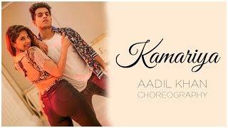 Kamariya - Mitron | Jackky Bhagnani | Kritika Kamra | Darshan Raval | Aadil Khan Choreography