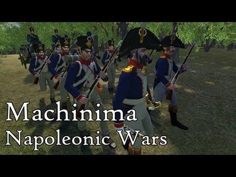 La clé de la victoire - Machinima Napoleonic Wars #1 (with English subtitles)