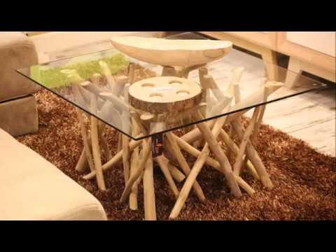 Comprar muebles de madera online - YouTube