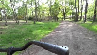 Riding Around Haven Holidays, Wild Duck Caravan Park, Norfolk As Passenger On A Kart