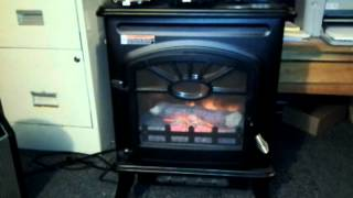Harbor Freight 68754 Fireplace Review
