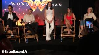"""Wonder Woman"" - Press Conference"