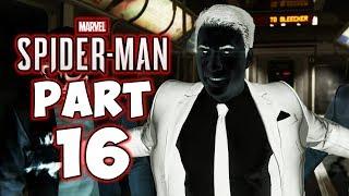 ULTIMATE Spider-Man Ps4 - Ep. 16 - Martin Li Boss Fight!