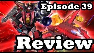 Lupinranger VS Patranger Episode 39 Review