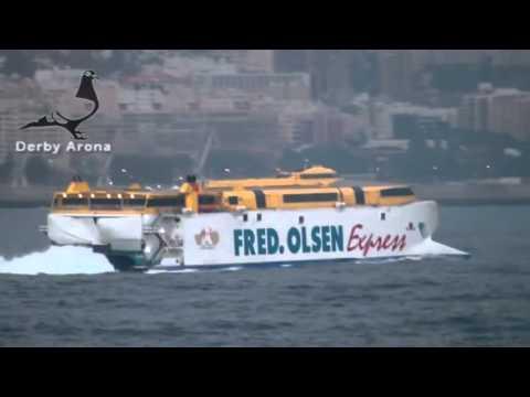 Arona TENERIFE 2013 Offshore Training 1
