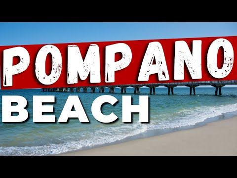 Best Place To Retire In South Florida | Pompano Beach
