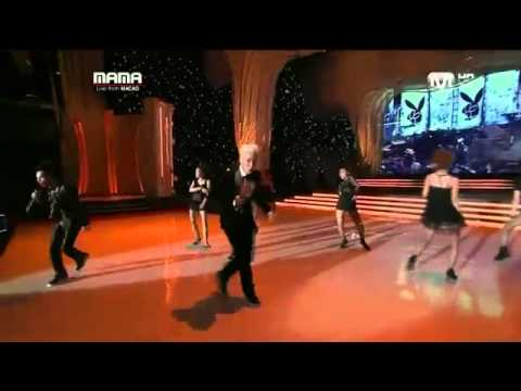 Mnet Awards 2010 - GD ; TOP; Taeyang Live