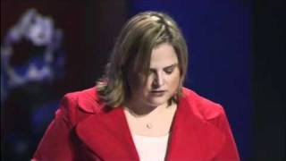 Alisa Miller shares the news about the news {HD}