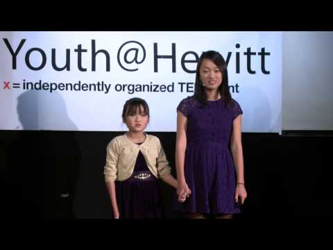 Why girls with disabilities matter | Eva & Melissa Shang | TEDxYouth ...