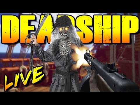 "THE SHIP RETURNS.... 2 BOX ""DEADSHIP"" CHALLENGE (CUSTOM ZOMBIES)"