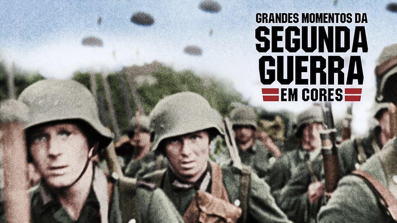 Resultado de imagem para Documentário em cores sobre a Segunda Guerra Mundial chega à Netflix