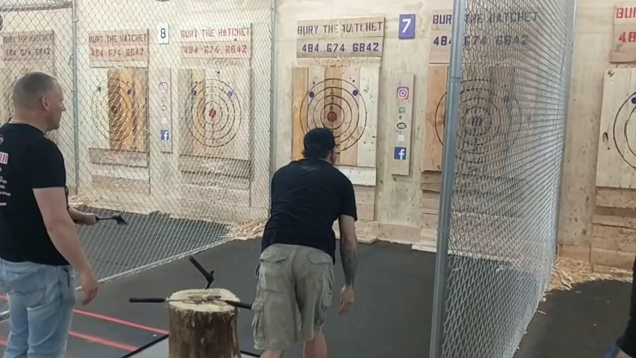 Hatchet Training