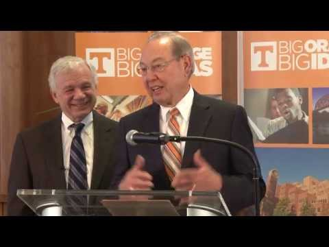 UT's Economic Impact on Tennessee