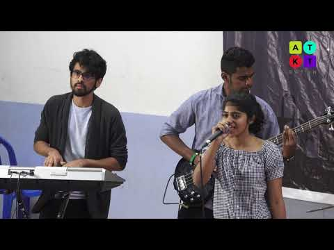 That's What I Like Cover by Paceless, NIT Mangalore's Band | Saarang