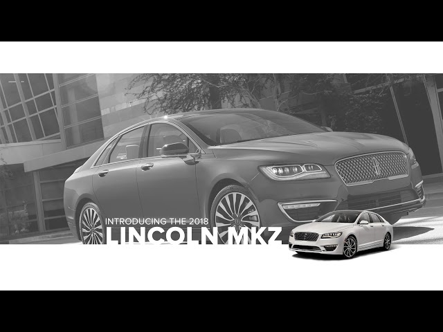 Creative Display - Lincoln MKZ