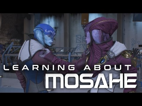 Mass Effect Andromeda: Learning from the Moshae |