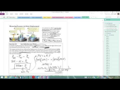 Water Vapor Pressure