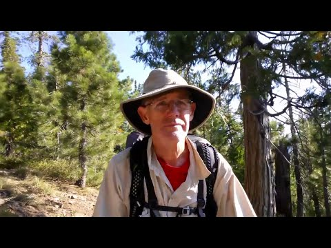 Capt Dan PCT 2015 VLOG #72- Day 115, My Last Day on the Trail for 2015