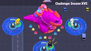 *NEW* Glitch Rampage! RIP Big Monster! 🦖 Brawl Stars 2020 Funny Moments, Wins, Fails