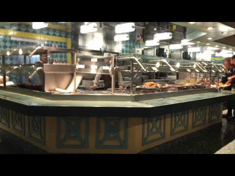CARNIVAL SENSATION Cruise Ship January 2017 twin sister of Fantasy