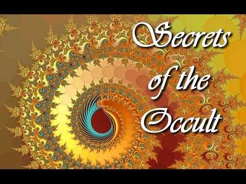 Secrets of the Occult - The Golden Mean Spiral and the Tarot, Part 1 - Secret Teachings