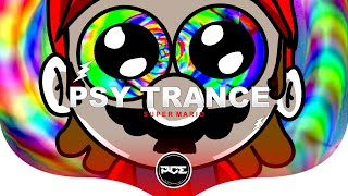 PSY TRANCE ● Repulsive System - Super Mario world