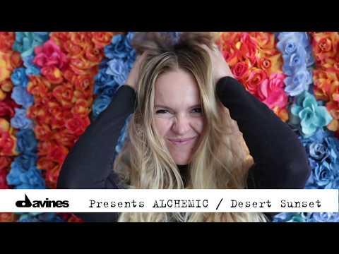 Davines Alchemic - infinite creativity for your hair!