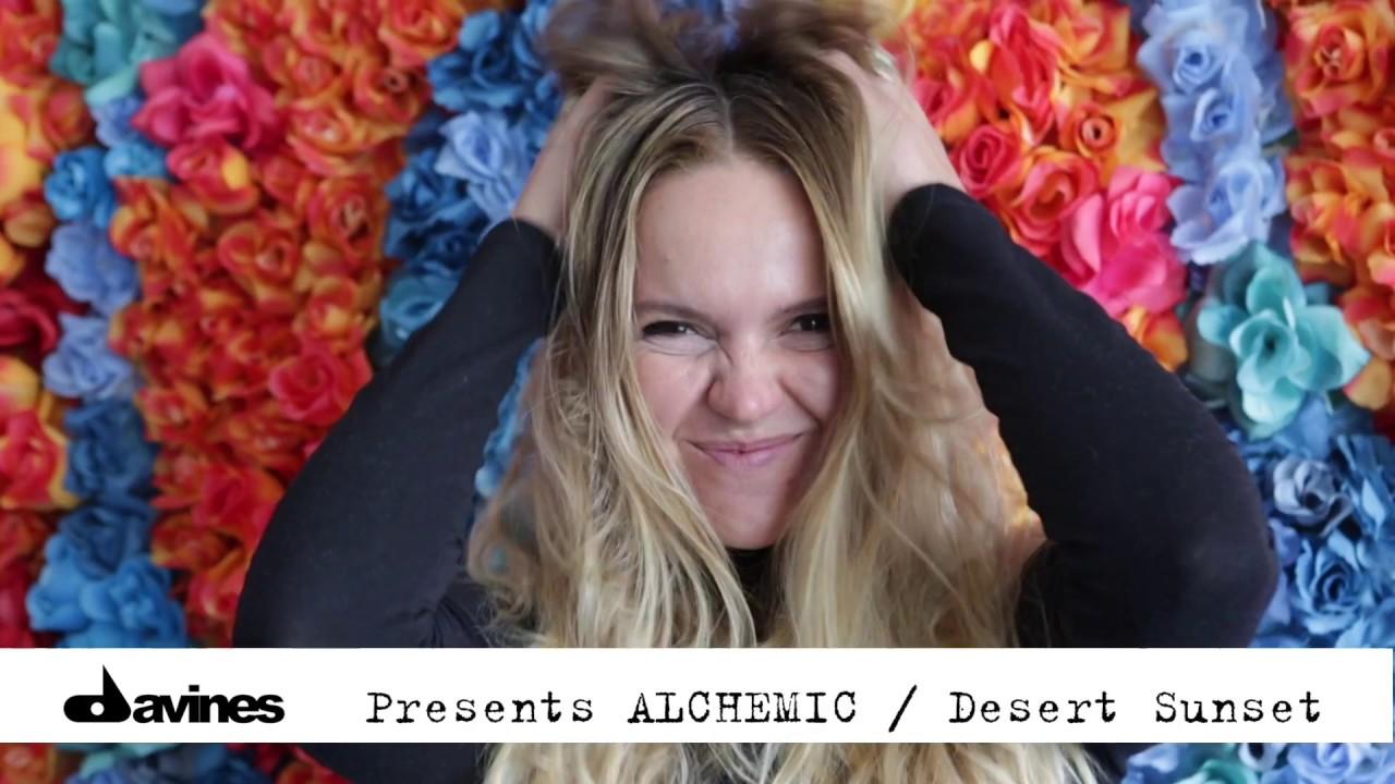 Davines Alchemic Infinite Creativity For Your Hair Youtube