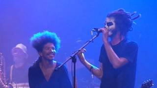 SOJA: Everything Changes ft Dustin Thomas - Observatory North Park - San Diego, CA - 10/31/2015