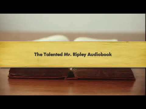The Talented Mr. Ripley Audiobook