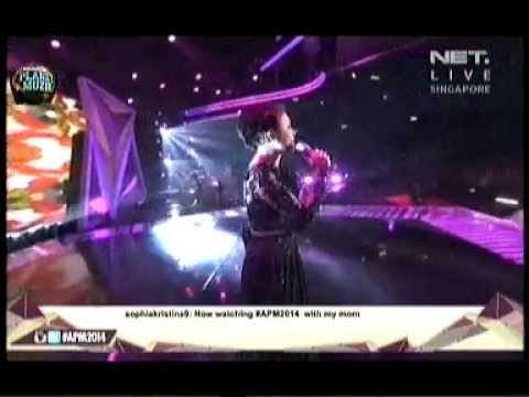 APM 2014 - Rossa Hijrah Cinta