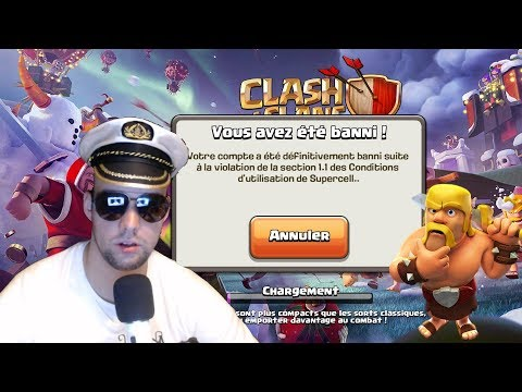 Mod ? Bot ? Sharing ? Why Maxwell_313™ Got Banned From Clash Of Clans