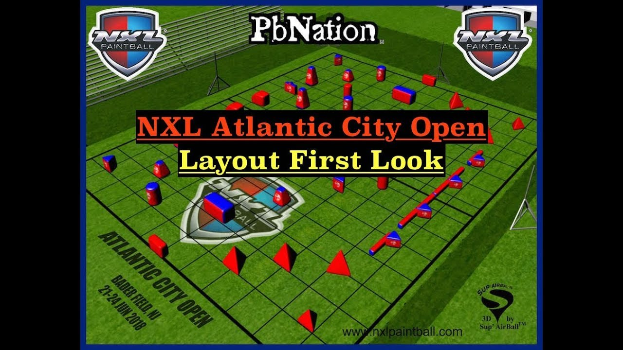 nxl atlantic city 2018 layout first impressions youtube