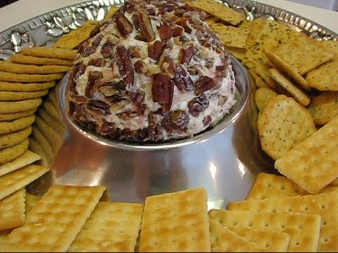 Betty's Spicy Ham And Cheese Ball
