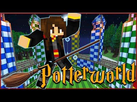 BROOM ACCIDENT | Potterworld Ep 2