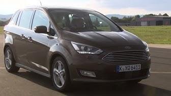 Ford C-MAX: Van auf Focus-Basis - Die Tester   auto motor und sport